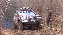 Ukraina 4x4 - Czarna Repa i Połonina Pikuja