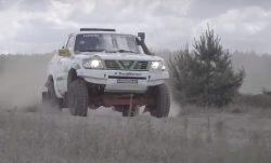RMF 4RACING Team na Baja Czarne - relacja wideo
