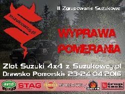 Wyprawa Pomerania – II Zlot Suzuki 4x4 – Suzukowcy.pl