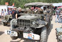II Podlaski Piknik Militarny Misja Wschód - oldtimery terenowe, fotki, zdjęcia