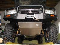 Toyota 4Runner - modyfikacje off-road