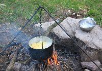 Gotowanie na campingu, gotowanie na biwaku - powrót do natury!