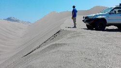 Peru - wyjazd 4x4 do wielkiej piaskownicy