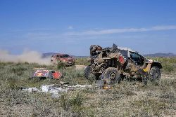 Silk Way Rally - etap 5