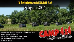 IV Świętokrzyski SABAT4x4